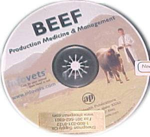Beef Infovets CD