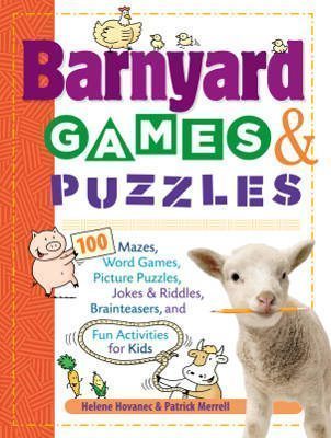Barnyard Games and Puzzles