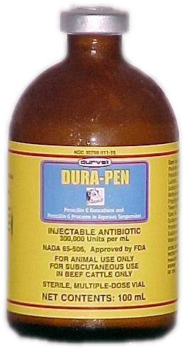 Dura Pen Injectable