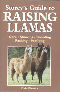 Storey's Guide to Raising Llamas