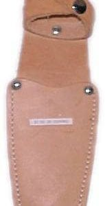 Leather Shear Holster w/ Strap