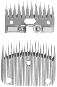 Lister Blade Set, Wizard LR 20 tooth