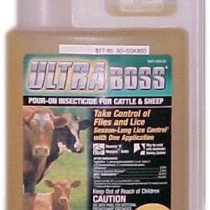 Ultra Boss Pour-On Insecticide