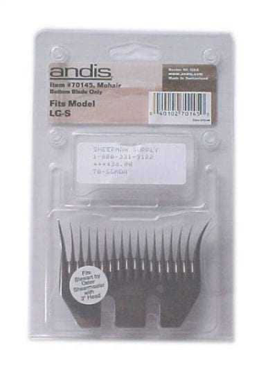 Andis Comb, Mohair