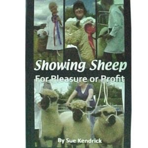 Showing Sheep For Pleasure