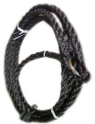 Cow Rope Halter With Ring