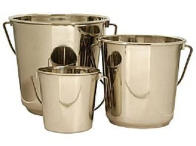 Filters, Strainers and Buckets