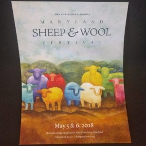 Maryland Sheep & Wool Festival Online